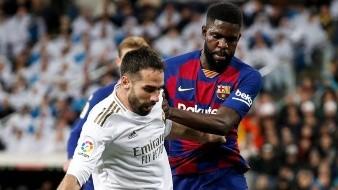 Duelo de Barcelona y Real Madrid en USA podría cancelarse por coronavirus