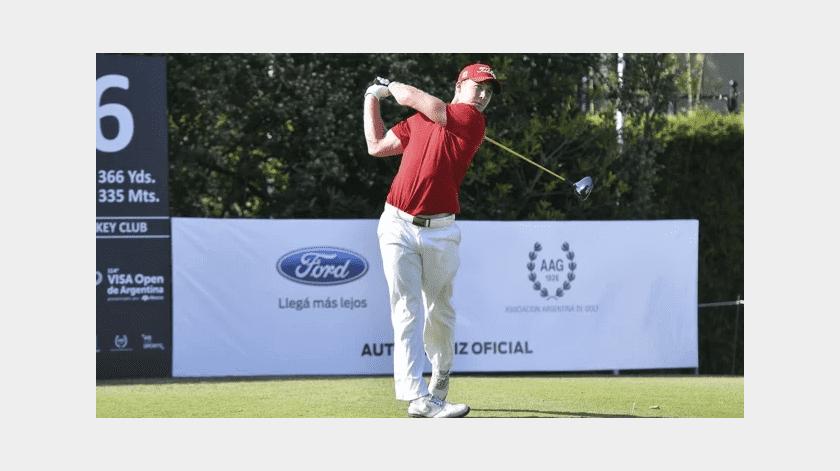 Confirman primer golfista positivo por coronavirus(Especial)