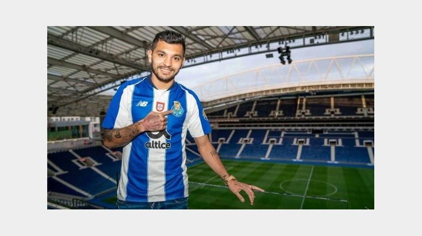 Porto dispuesto a prestar su estadio para convertirlo en hospital por el coronavirus(Especial)