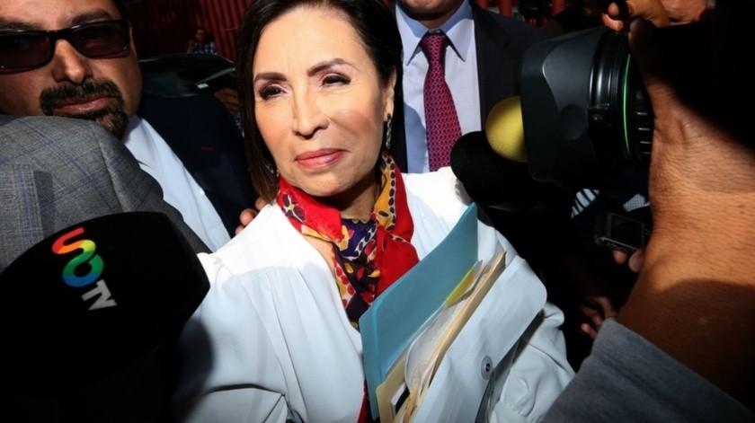 Rosario Robles(Agencia Reforma)