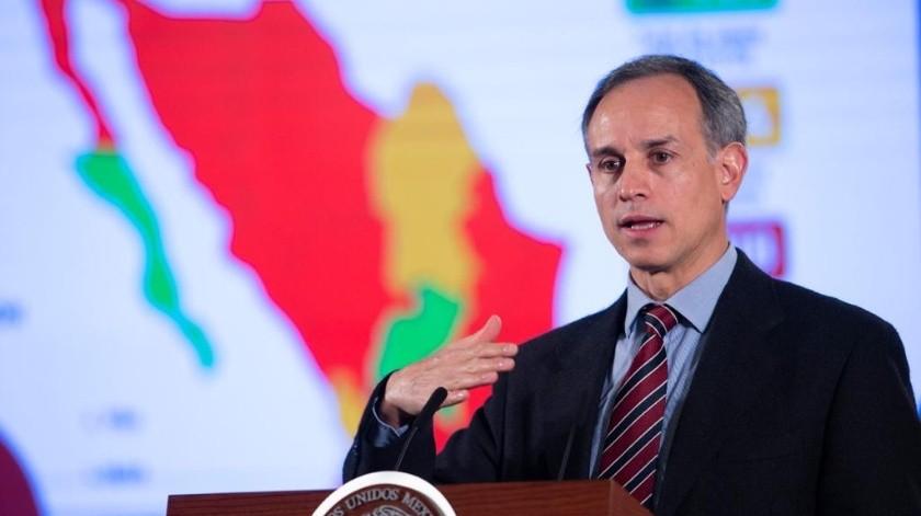Hugo López-Gatell(Gobierno de México)