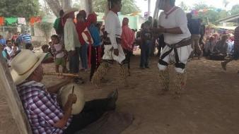 Mantienen yaquis y mayos festividades de la Cuaresma