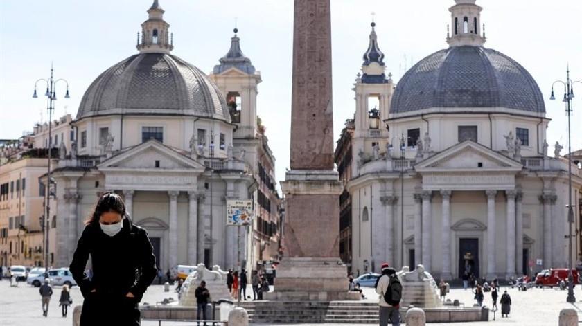 La región de Lombardía registra 2 mil 168 de las víctimas y casi 20 milde todos los casos positivos-(EFE)