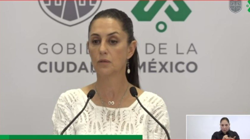 laudia Sheibaum, jefa de Gobierno de la Ciudad de México, pospuso los pagos en la Tesorería para evitar contagios de coronavirus.