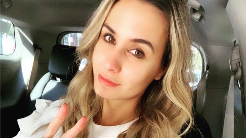 Odalys Ramírez aislada por dar positivo a COVID-19.(Instagram/Odalys Ramírez)
