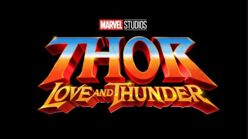Thor: Love and Thunder llega a cines en 2021.