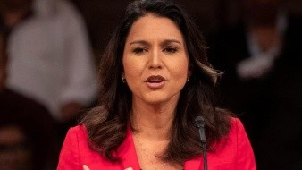 EU: La única mujer demócrata en busca de la presidencia abandona contienda