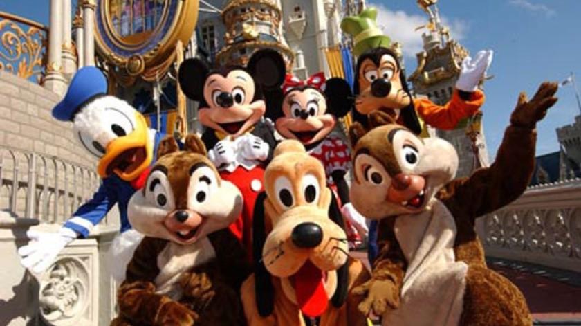 El cierre de Disneyland  termina con la racha de visitas consecutivas de un fan(Tomado de la red)