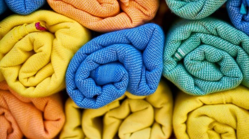 La madre de origen australiano decidió comprar 20 paños de microfibra , los cortó en cuatro pedazos.(Pixabay.)
