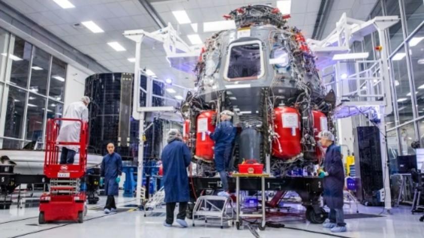 NASA y SpaceX realizarán el primer viaje tripulado de la nave Dragon en mayo(AFP)