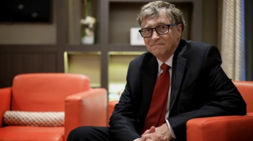 Bill Gates dice que la cuarentena durará hasta tres meses(AFP)