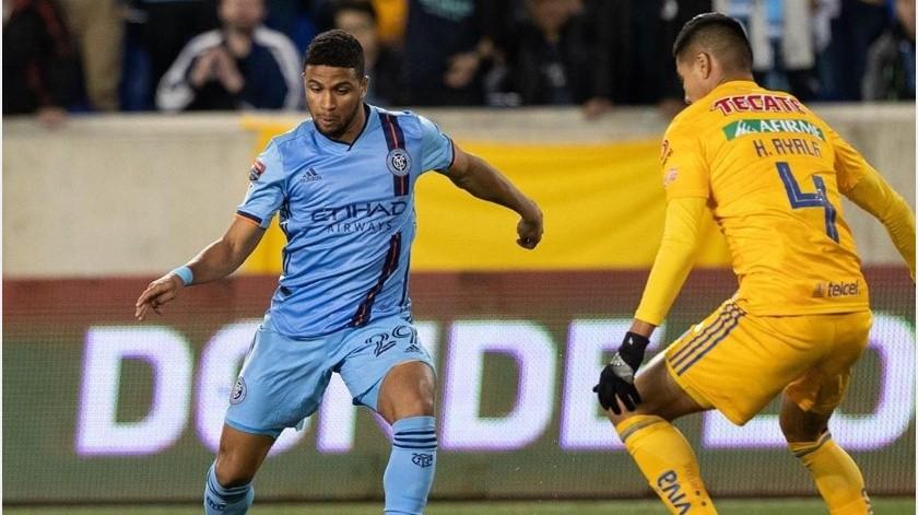 NYC FC, rival de Tigres en concachampions, confirmó su primer caso por coronavirus(Instagram @nycfc)