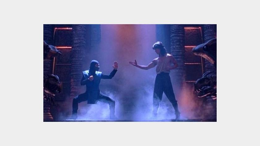 Mortal Kombat la película llegará a Netflix