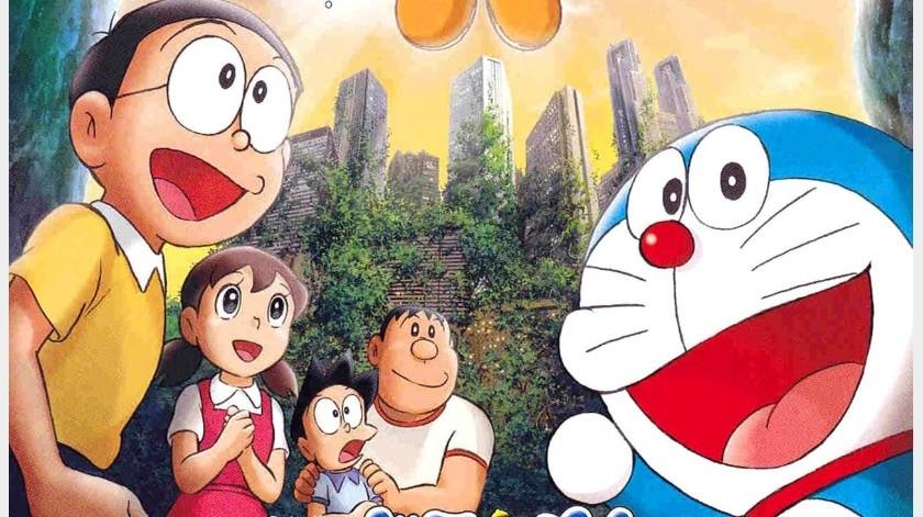 """La nueva película de Doraemon """"Nobita Shin Kyoryuu"""" se estrenará en agosto"""