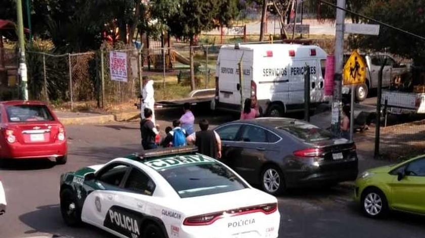 Hallan en maleta el cuerpo de una mujer en Coayacán(Especial)
