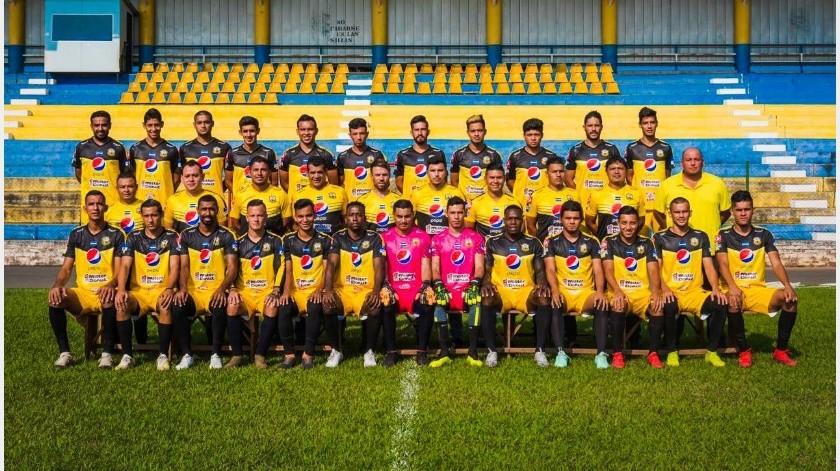 Once Deportivo campeón de Liga de El Salvador tras suspensión por coronavirus(Twitter @uncaf)