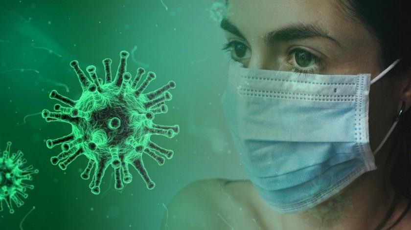 La listade actores contagiados coronavirus, cada día se hace más larga.(Ilustrativa/ Pixabay)