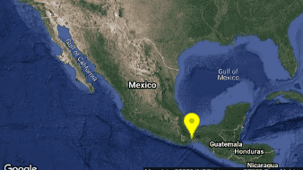 Registran sismo magnitud 5.4 en Oaxaca