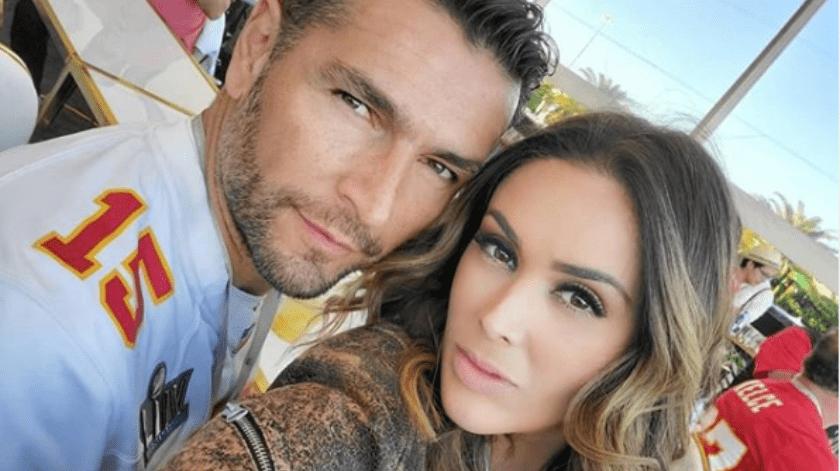Jacqueline Bracamontes se encuentra actualmente en Cancún.(Instagram/Martín Fuentes)