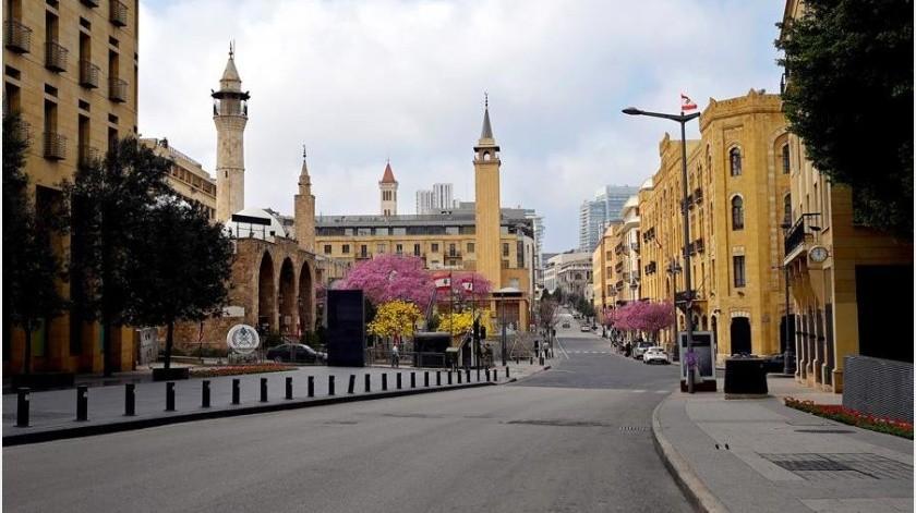 Egipto ordenó el jueves suspender la actividad en centros comerciales y restaurantes entre las 19.00 y las 6.00 de la mañana.(EFE)