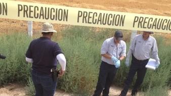 Cadáver es hallado en alcantarilla al oriente de Mexicali