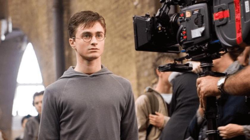 Harry Potter renovada para cines chinos.(Instagram/Harry Potter Film)