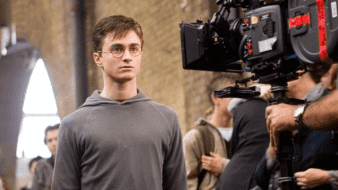 Harry Potter renovada para cines chinos.