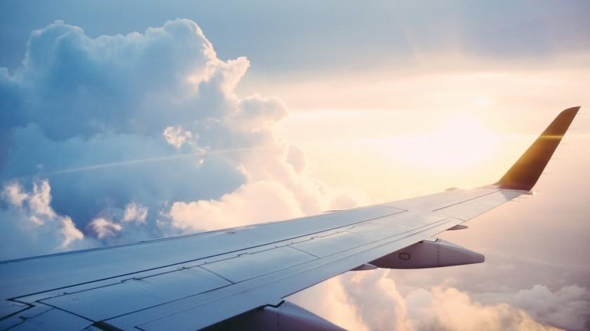 VIDEO: Joven disfruta de un vuelo de ensueño a causa del coronavirus(Pixabay)