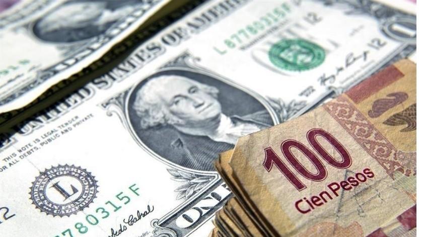 Alcanza dólar su máximo histórico; cierra en 25.11 pesos mexicanos(GH)