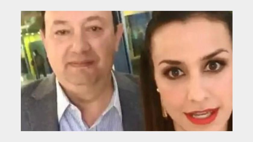Antonio de Valdés estará en cuarentena por tener contacto con Odalys Ramírez(Twitter @OdalysRP)