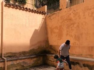 Los médicos dudaron de que pudiera volver a jugar fútbol junto a su hijo. Hoy el exdefensa de Xolos lo consiguió.