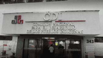 Comisión Nacional para el Desarrollo de los Pueblos Indígenas (CDI)