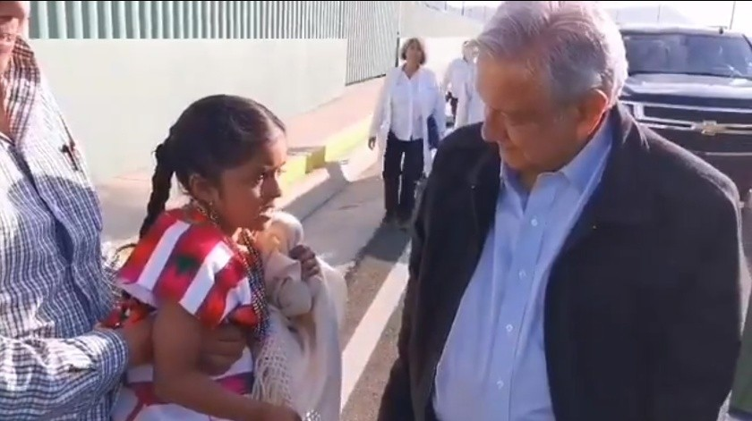 Andrés Manuel López Obrador(Captura de video)