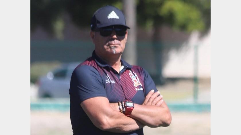"""Francisco """"Super"""" Ramírez dirige actualmente en la Segunda División."""