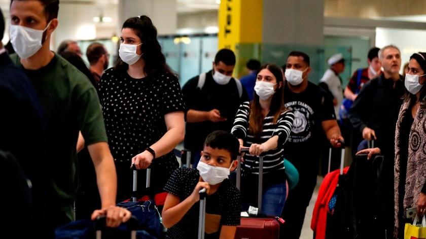 La cuarentena en Sao Paulo fue anunciada luego de que las secretarías regionales de Salud de los 27 estados de Brasil contabilizaran los primeros 1.000 casos(EFE)