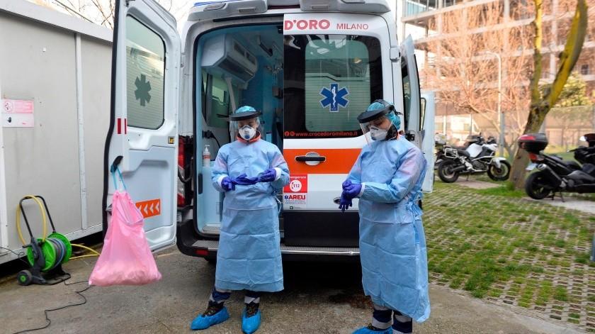 La pandemia de coronavirus suma más de 200 mil afectados y peligran 25 millones de empleos(EFE)