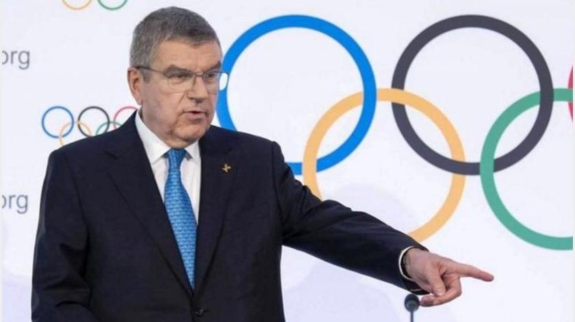 Presidente de COI se niega a cancelar Juegos Olímpicos Tokio 2020(Twitter)