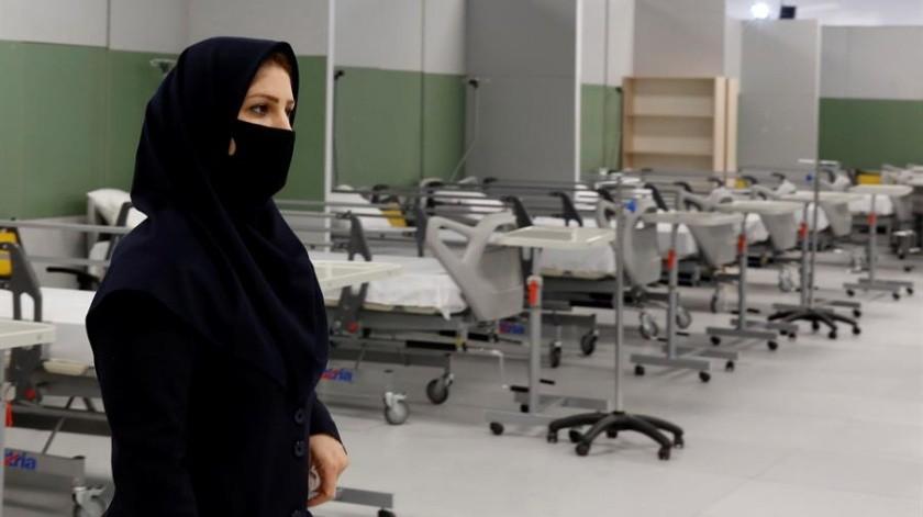 Cifra de víctimas mortales por coronavirus asciende a mil 556 en Irán(EFE)