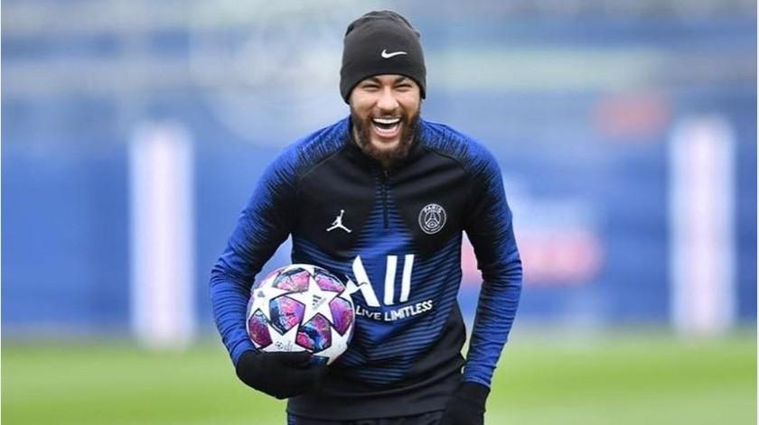 "Neymar dice ""si"" a regresar al Barcelona(Instagram @neymarjr)"