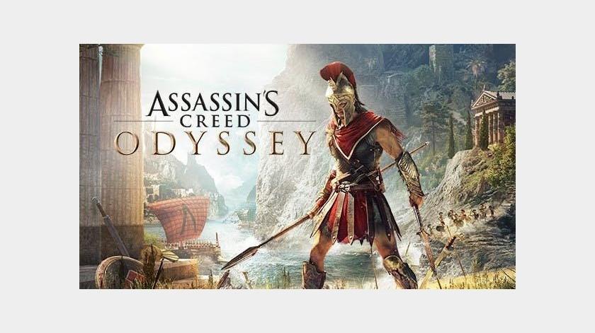 Visita el Egipto faraónico y la antigua Grecia desde tu sala con Assassin's Creed