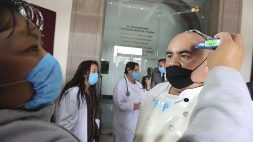 Reportan 25 casos positivos de coronavirus en Edomex(El Universal)