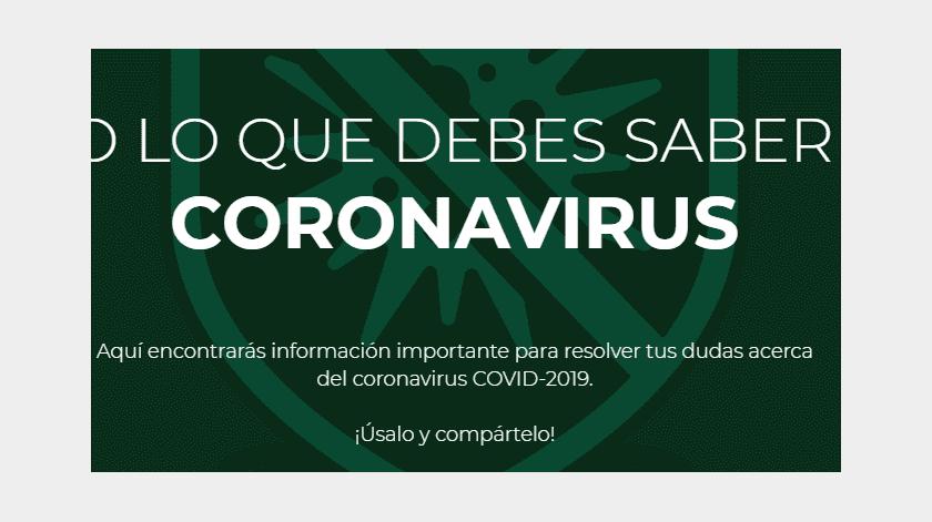 Telcel, AT&T, Movistar y Altán dan acceso gratuito a micrositio sobre COVID-19 en México