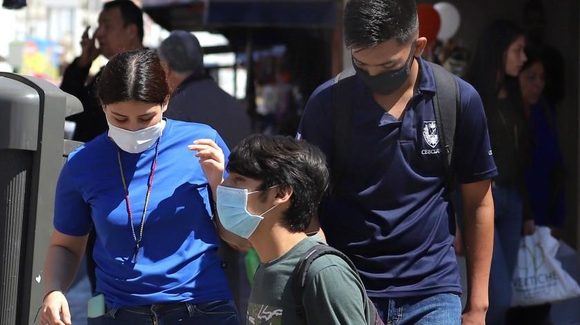 Autoridades de Salud del Estado exigen a la Federación reactivos para pruebas de Covid-19.(Anahí Velásquez)