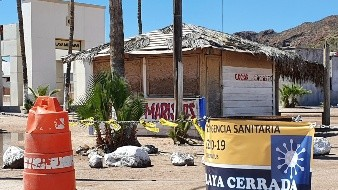 Exhortan a retirarse de playas de Empalme, Guaymas y San Carlos
