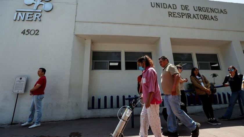 El Coneval señala que el rezago en salud podría tener un impacto en el contexto del coronavirus en México.(EFE)