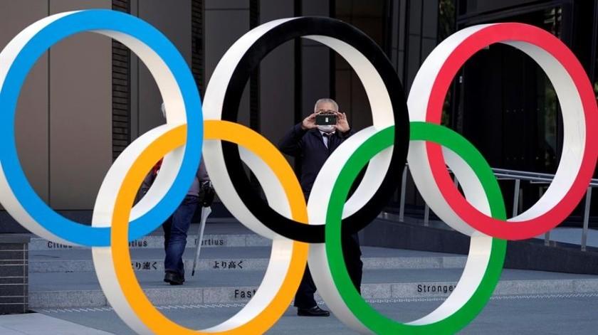 Deportistas e instituciones han pedido que se pospongan los Juegos Olímpicos 2020.(EFE)