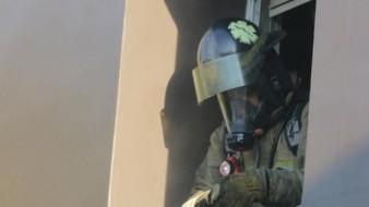 Incendian oficinas de notaría pública