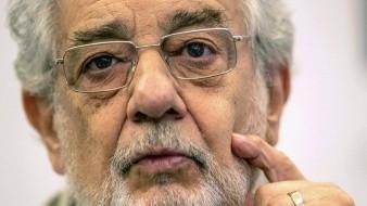 Plácido Domingo anuncia que padece coronavirus