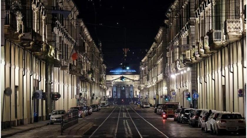 Las autoridades italianas ante el brote de coronavirus prohibieron que sus ciudadanos se trasladen de un municipio a otro, con algunas excepciones.(EFE)