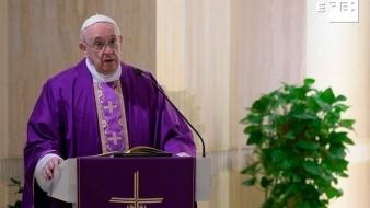 El Papa convoca a los fieles del mundo a rezar un